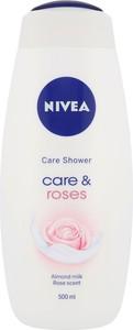 Nivea Care & Roses Krem Pod Prysznic 500Ml