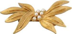 Dolce & Gabbana Runway Wybiegu Barrette włosów Zapięcie Pin