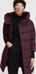 Czerwony płaszcz Reserved