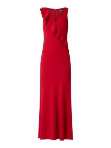 Sukienka Ralph Lauren maxi asymetryczna