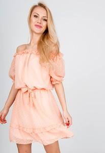 Sukienka Zoio w stylu casual hiszpanka
