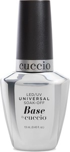 Cuccio Baza Uniwersalna Soak-Off do paznokci 13 ml