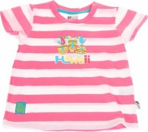 Różowa koszulka dziecięca Gelati Kidswear