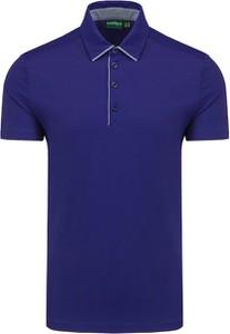 Koszulka polo Chervo w stylu casual z krótkim rękawem