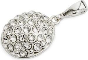 Polcarat Design Srebrny wisiorek Swarovski W 1795