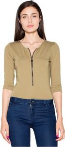 Zielona bluzka Venaton