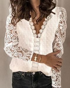 Bluzka Kendallme w stylu boho