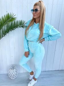 Niebieski dres Ricca Fashion
