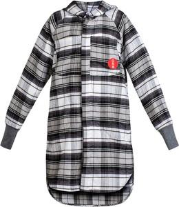 Koszula dziecięca Robert Kupisz w krateczkę dla chłopców