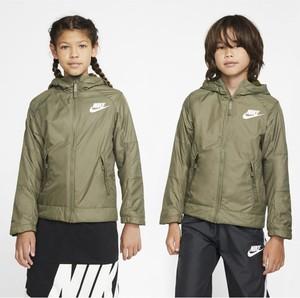 Kurtka dziecięca Nike z dzianiny