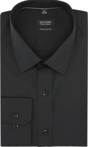 Czarna koszula recman
