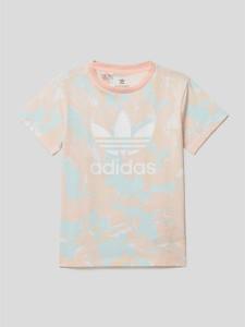 Bluzka dziecięca Adidas Originals dla dziewczynek