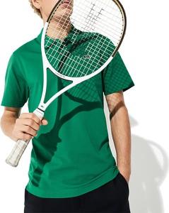 Koszulka polo Lacoste z krótkim rękawem z bawełny
