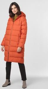 Pomarańczowy płaszcz Jack Wolfskin