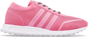 Różowe buty sportowe Adidas