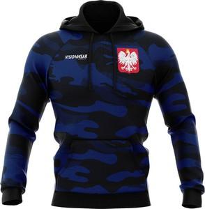 Granatowa bluza Vision Wear Sport