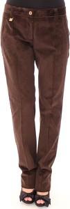 Brązowe jeansy Dolce & Gabbana z bawełny w stylu casual