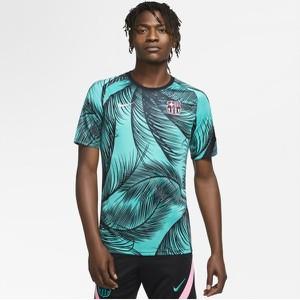 T-shirt Nike w młodzieżowym stylu z krótkim rękawem z nadrukiem
