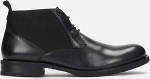 Buty zimowe Kazar sznurowane