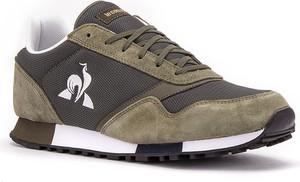 Buty sportowe Le Coq Sportif sznurowane ze skóry