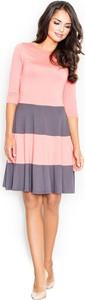 Sukienka Figl z długim rękawem mini