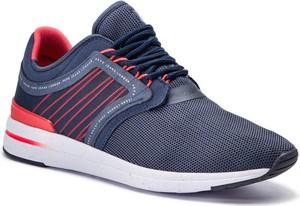 Pepe Jeans Sneakersy Jayker Fast PMS30517 Granatowy