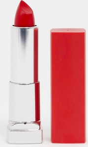 Maybelline – Pomadka do ust Color Sensational Made for All 382 Red for Me-Różowy