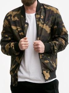 Zielona kurtka Urban Classic w militarnym stylu