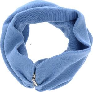 Niebieski szalik Ochnik