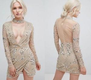 Sukienka Missguided z dekoltem typu choker
