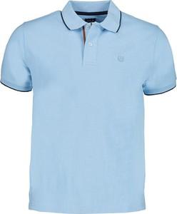T-shirt Lavard z krótkim rękawem z bawełny
