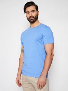 T-shirt Joop! w stylu casual z krótkim rękawem