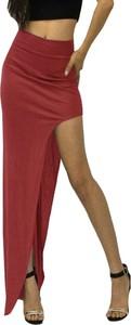 Czerwona spódnica Snm