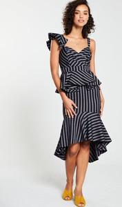 Sukienka V by Very asymetryczna