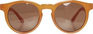 Pomarańczowe okulary damskie Part Two
