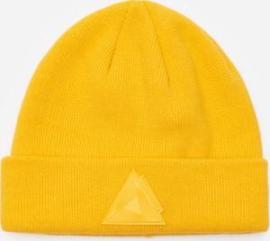 Żółta czapka House