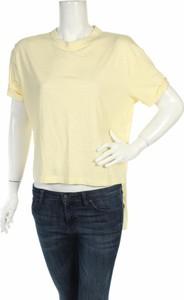 Żółta bluzka Zara Trafaluc
