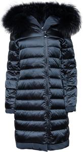 Fioletowy płaszcz Lemotion