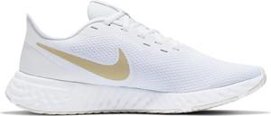 Buty sportowe Nike z płaską podeszwą w sportowym stylu revolution