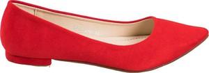 Czerwone baleriny EVENTO