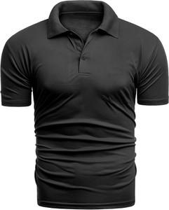 Koszulka polo Risardi w stylu casual z krótkim rękawem