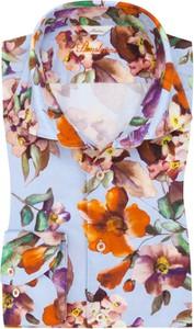 Koszula Stenströms z krótkim rękawem z bawełny