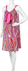 Sukienka Mixit mini z dekoltem w kształcie litery v