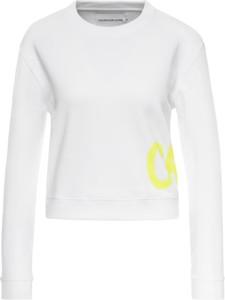 Bluza Calvin Klein w młodzieżowym stylu krótka