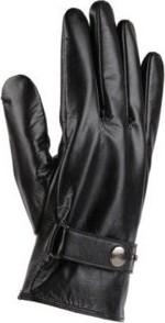 Brązowe rękawiczki Lasocki