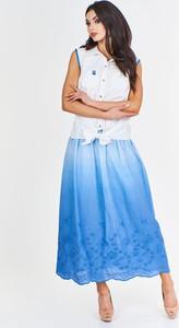 Spódnica Fokus maxi w stylu casual