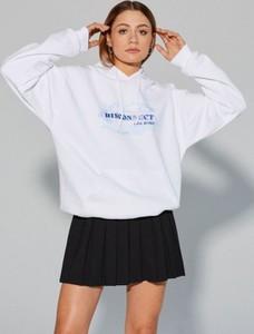 Bluza LOCAL HEROES krótka w młodzieżowym stylu