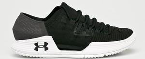 Czarne buty sportowe Under Armour