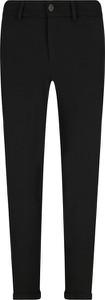 Czarne spodnie Liu-Jo w stylu klasycznym