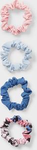 C&A CLOCKHOUSE-gumki do włosów-4 sztuki, Niebieski, Rozmiar: 1 rozmiar